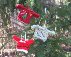 personalized gifts and decorations handmade in by slopegirlknits