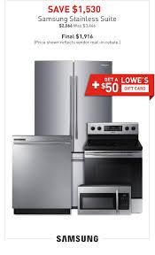 shop appliances at lowes com