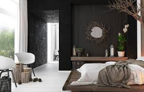 Rusticmodernbedroom Interior Design Ideas - Interior design rustic modern