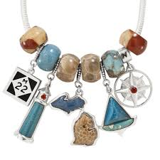 bracelet pendant images Pure michigan charms bracelet jpg