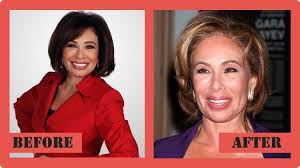 judge jeannine pirro hair style jeanine pirro plastic surgery before and after jeanine pirro