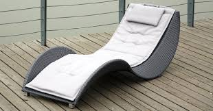 chaises longues de jardin lorenza chaise longue design kähres
