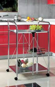 kitchen cart u0026 wine rack home accessories kitchen and bathroom