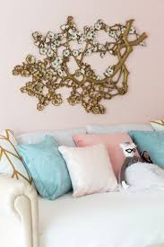 pretty in pink girls room makeover source list the home i create