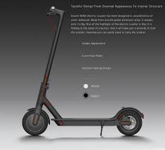 original xiaomi m365 folding electric scooter 569 99 online