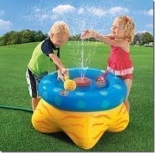 Water Table For Kids Step 2 Step2 Wacky Water Table 8 Shipped Was 42