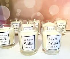 candle wedding favor personalized candles for wedding favors personalised and s wedding