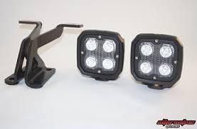 offroad ford f 150 raptor mount light brackets visionx