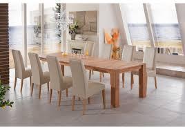 Tisch Buche Essgruppe Mit Tisch 100 X 200 Cm Kernbuche Massiv Geölt 8 Stühle