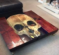 need skull coffee table u2014 bitdigest design