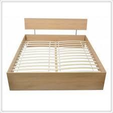 Metal Bed Frame With Wooden Slats Metal Bed Frame Slats Trendy Ikea Noresund Kingsize Metal