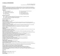 Sample Resume For Costco by Construction Project Coordinator Resume Sample Quintessential