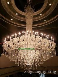Large Chandelier Large Chandelier Chrome Large Chandelier For Hotel