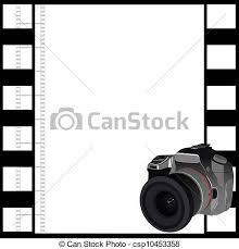 cornice fotografica cornice macchina fotografica moderno vettore di