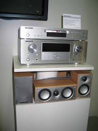 Home Theater Speakers Review by Marantz Bw 1 Component Based Home Theater System Audioholics