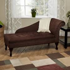 Chaise Lounge Music Chocolate Brown Chaise Lounge Foter