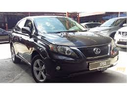 lexus rx350 2010 lexus rx350 2010 3 5 in kuala lumpur automatic suv others for rm