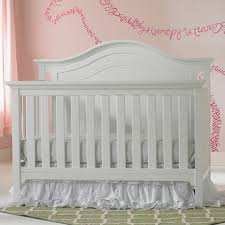 Crib White Convertible Amo Catania Convertible Crib Snow White