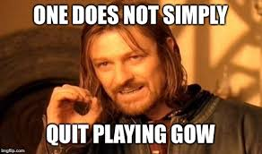 Quit Playing Meme - one does not simply meme imgflip