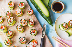 inside canapé canape recipes canape ideas tesco food