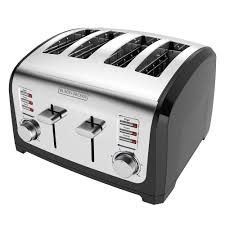 Target Toasters 4 Slice Black Decker 4 Slice Stainless Steel Extra Wide Toaster T4030