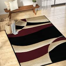 Burgundy Area Rugs Zipcode Design Havana Burgundy Area Rug U0026 Reviews Wayfair