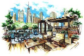 home architecture and design modern architecture design sketch interior design
