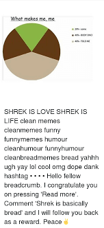 What Makes Me Me - 25 best memes about shrek shrek memes
