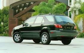 lexus rx 300 1999 1999 lexus rx 300 1st generation lexus