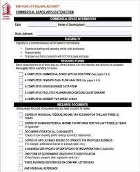 24 free rental application templates free u0026 premium templates