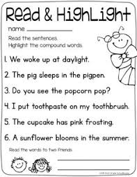 compound words worksheets and activities mega pack compound