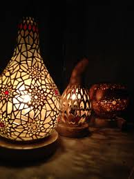 gourd lamp magic art people gallery