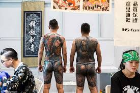 tattoo convention in hong kong daily mail online
