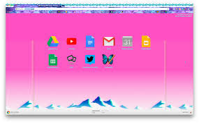 chrome google webstore style chrome with these 15 google themes for designers and