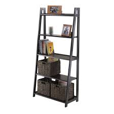 Narrow Leaning Bookcase by Furniture Home Open Leaning Bookcase Modern Elegant 2017 Corirae