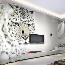 Bedroom Wall Murals by Aliexpress Com Buy Beibehang 3d Wall Paper Animal Art