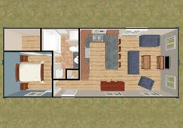 Floor Plan Finder A Very Space Efficient Floor Plan For A Container Home Container