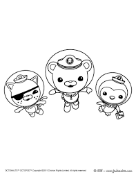 Octonauts Coloring Pages Ppinews Co Octonauts Coloring Pages