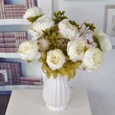 popular silk flowers decoration buy cheap silk flowers decoration