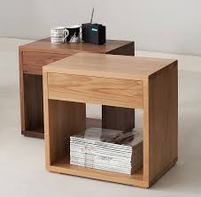 Bedroom Wonderful Best 25 Wooden by Excellent Best 25 Bedside Tables Ideas On Pinterest Night Stands