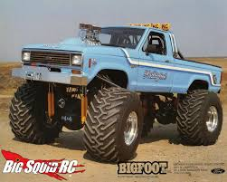 monster truck madness 11 u2013 bigfoot ranger replica big squid rc