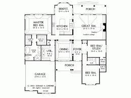 Housing Blueprints Floor Plans 174 Best House Plans Images On Pinterest Home Plans