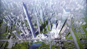 future china shenzhen tallest building projects and proposals