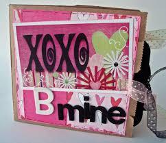 greeting card cool valentine scrapbooking design ideas scrapbook