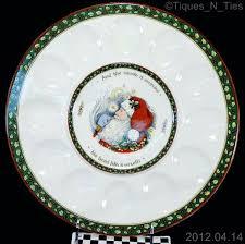 christmas deviled egg plate 56 portmeirion christmas story dinnerware portmeirion christmas