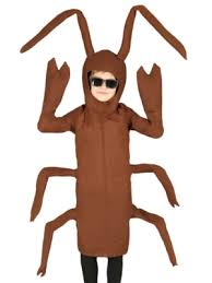Cockroach Halloween Costume Cockroach Ant Partynutters Uk