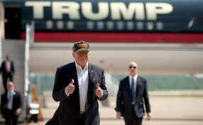 donald trump u0027s first economic promise to fix america u0027s roads