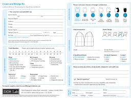 Arch Lab Online Printable Rx Forms Dds Dental Lab