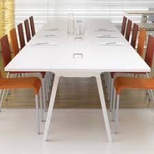 Joyn Conference Table with Desks Tables Furniture
