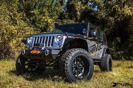 jku jeep jku rocking deep dish 22 inch fuel off road rims wrapped with 37